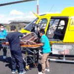 Evacuación aeromédica, ayuda en tiempos de Covid-19