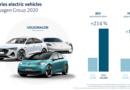 Grupo Volkswagen se refuerza en el mercado y acelera ofensiva eléctrica