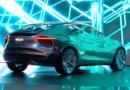 Con cambio de logo, KIA prepara próximo SUV eléctrico, el 'CV'
