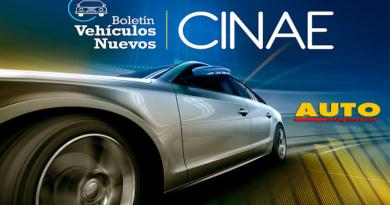 CINAE: Venta de vehículos en diciembre y el acumulado de 2020