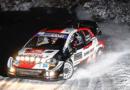 Sébastien Ogier se acerca a una victoria récord en Montecarlo