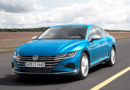 Nuevos VW Arteon sedán y Shooting Brake, híbridos enchufables