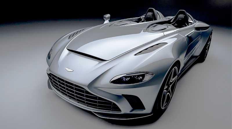 Revelado el increíble Aston Martin Speedster de edición limitada
