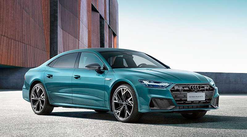 Audi en Shanghái 2021: cuatro primicias mundiales y tecnología PPE
