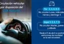 Por disposición del COE Nacional cambian normas de circulación