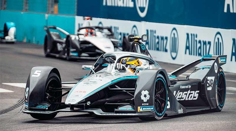 Vandoorne y Mercedes se recuperan y ganan la ronda 4 de Roma
