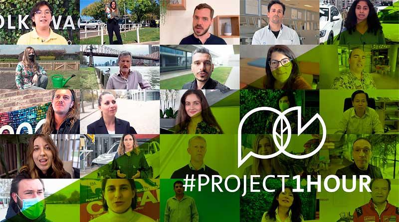 Grupo Volkswagen: Mayor campaña medioambiental de su historia