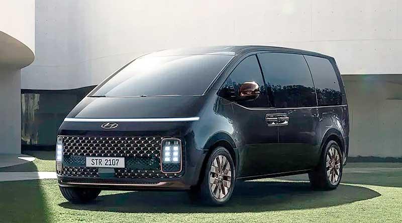 Debuta el vehículo Hyundai multipropósito 'Staria'