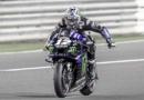 Viñales se impuso a las Ducati y 'mandó' en el desierto de Qatar