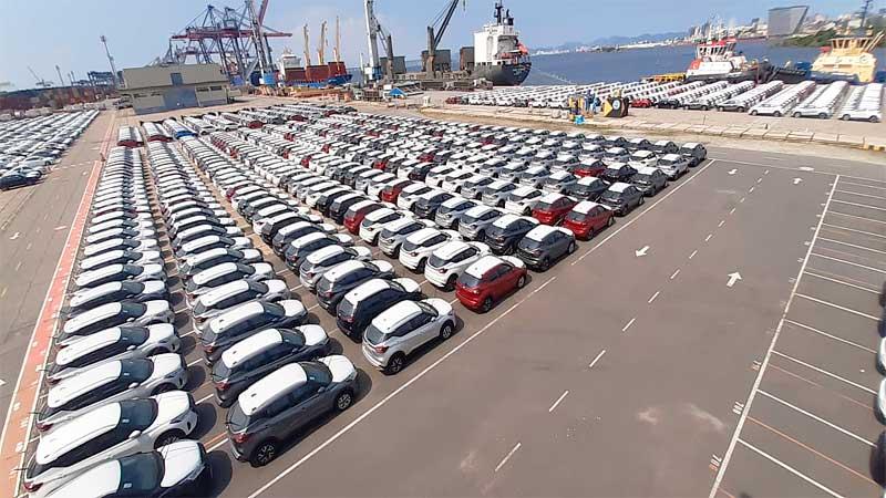 Comienza exportación del nuevo Nissan Kicks desde Brasil