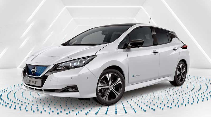 El esperado Nissan LEAF, 100% eléctrico, llega a Ecuador