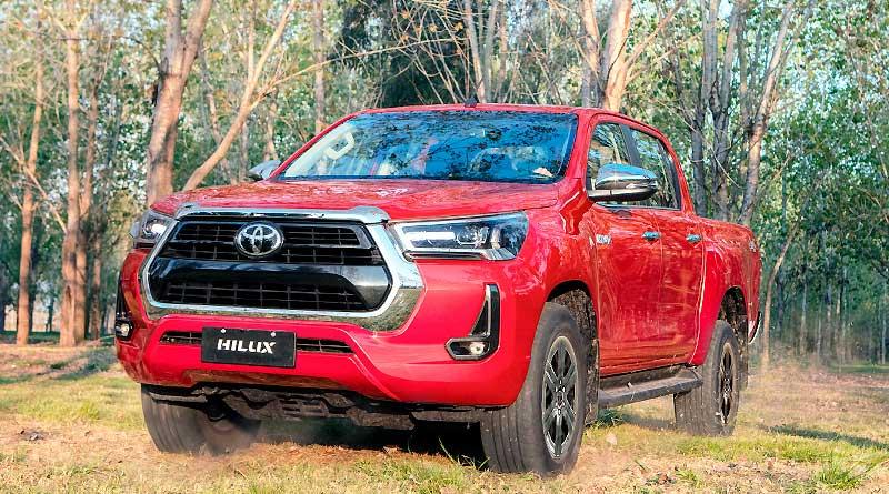 La evolución de las Toyota Hilux llega a Ecuador