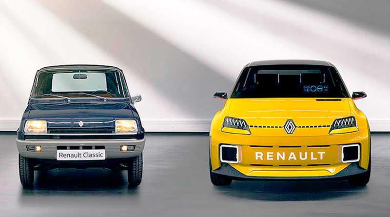 Nuevo logo para la nueva era de Renault