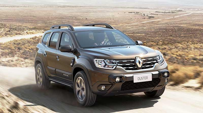 Presentación virtual del nuevo Renault Duster para Ecuador