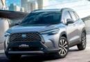 El nuevo Toyota Corolla Cross 2022 híbrido llega a Ecuador