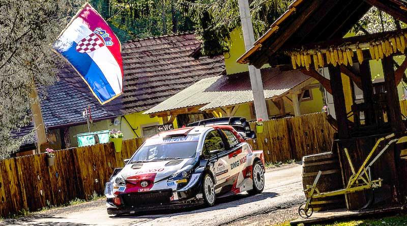 WRC: Sébastien Ogier gana un emocionante Rally de Croacia