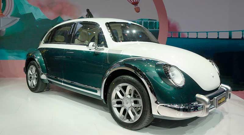 El 'escarabajo' eléctrico chino que está molestando a Volkswagen