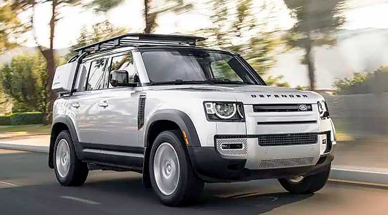 Land Rover Defender, premiado con el 'World Car Design of the Year 2021'