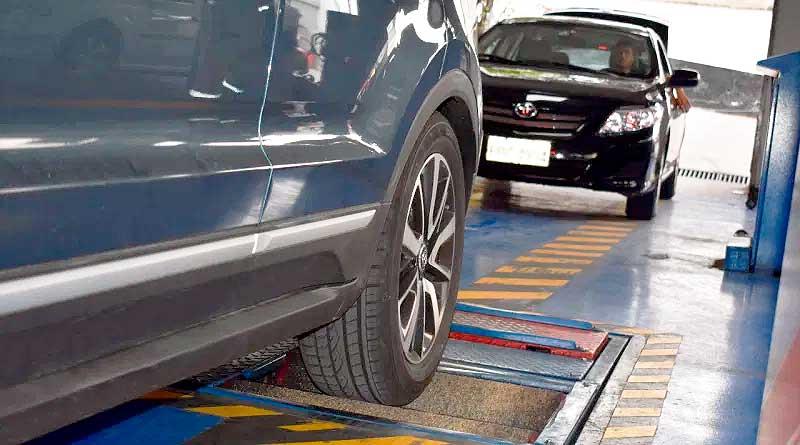Proceso de matriculación de vehículos nuevos
