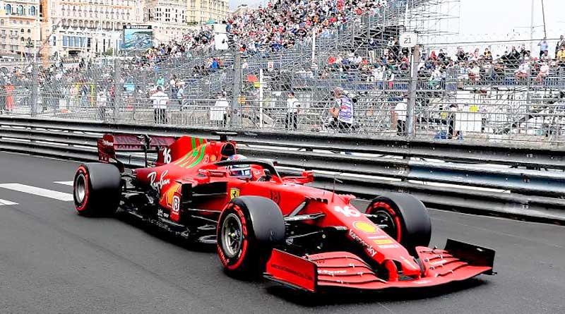 La primera pole de Ferrari desde 2019, en manos de Charles Leclerc