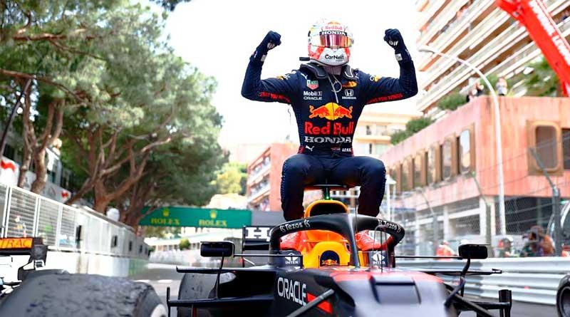 F1: Un sueño hecho realidad, Max Verstappen gana el GP de Mónaco