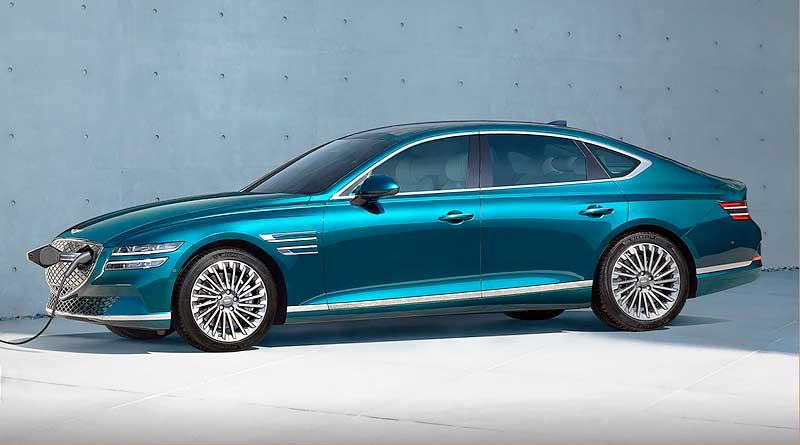 Genesis llega a Europa y ofrecerá tres modelos eléctricos