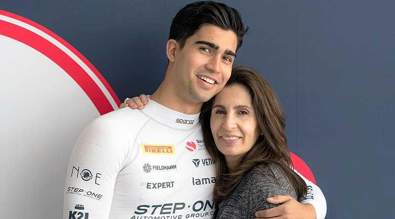 F3: Juan Manuel Correa destaca el apoyo de su madre y familia