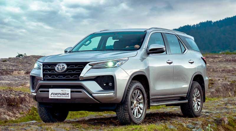Toyota presentó la evolución del Fortuner para Ecuador