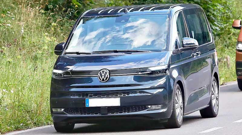 Nuevo Multivan eHybrid enchufable, circula en ciudad sin emisiones