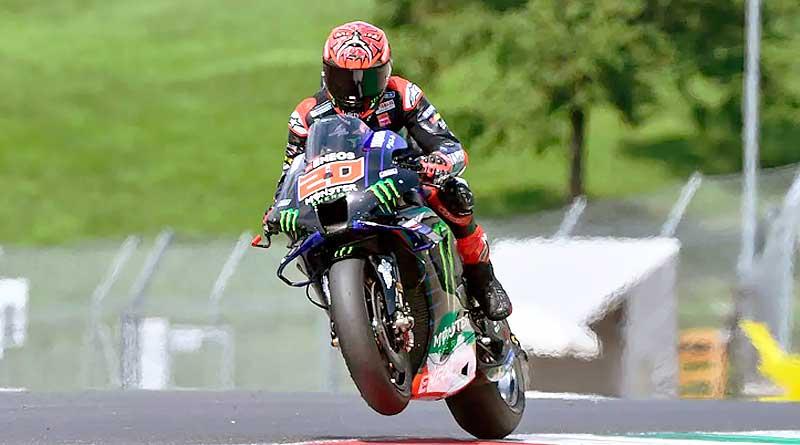 Quartararo desafía a Ducati con una 'pole' de récord en el GP de Italia