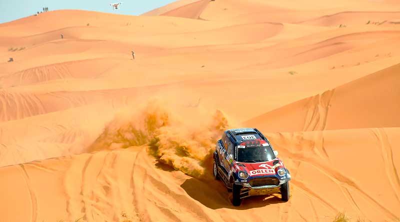 Temprana presentación del Rally Dakar 2022: La llamada de las dunas