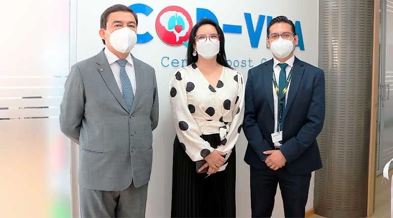 Cruz Roja de Ecuador inaugura Centro de Especialidades Médicas