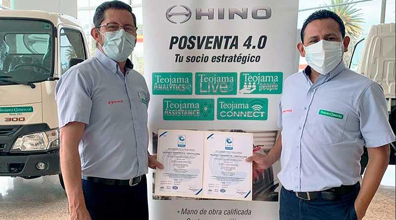 Teojama Comercial obtiene nueva Certificación ISO 9001-2015