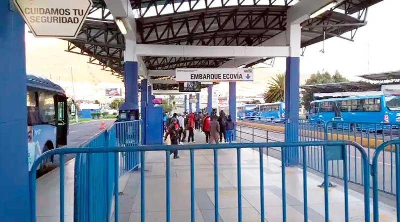 Trolebús y Ecovía en reemplazo del transporte convencional