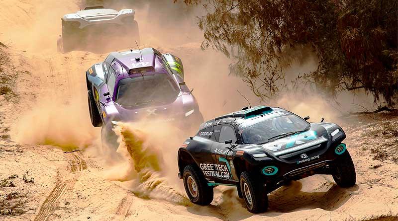 Dos de dos para el 'Rosberg X Racing' en el Extreme E