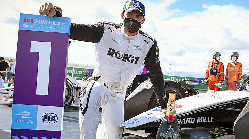Fórmula E: Edoardo Mortara gana la ronda 9, en el E Prix de Puebla