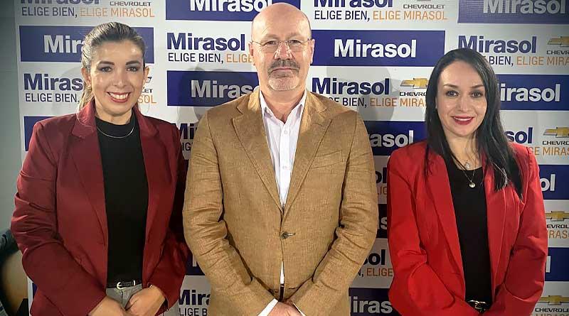 Mirasol, concesionario de GM con más ventas digitales del Austro
