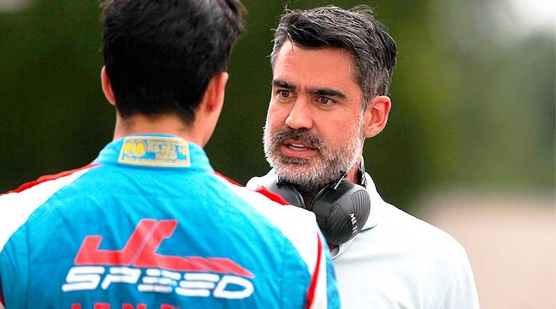 Juan Manuel Correa nos habla sobre su padre y la 'pasión tuerca'