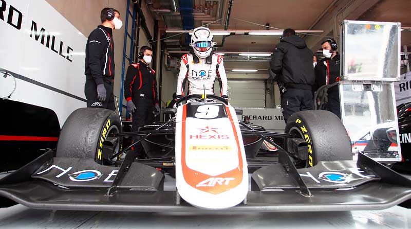Juan Manuel Correa estará el fin de semana en la segunda fecha de la F3