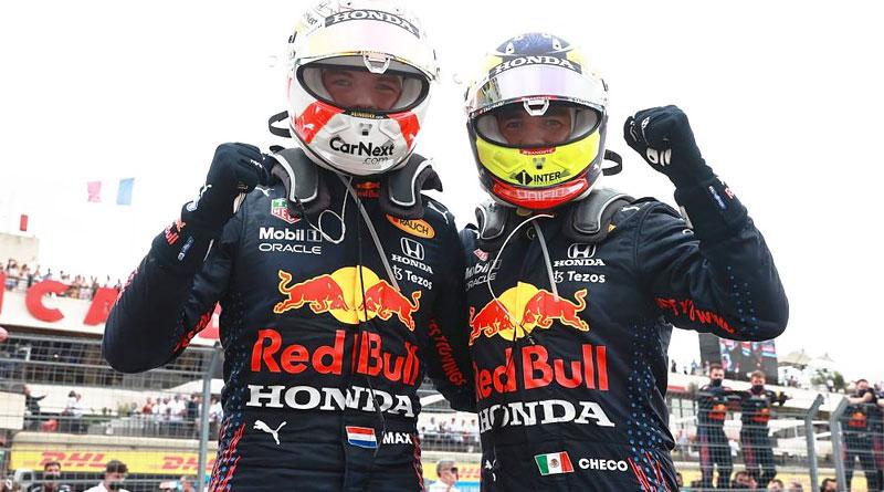 F1: Primer doble podio del año para el equipo Red Bull Racing