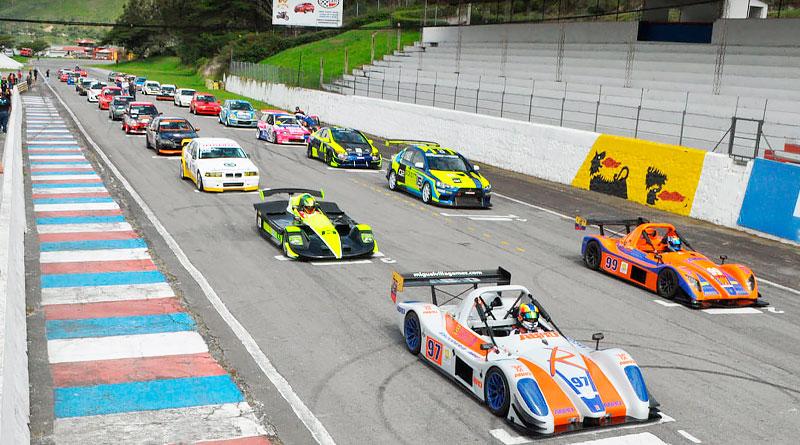 Resultados de la 1ra Válida del Campeonato Nacional de Circuitos