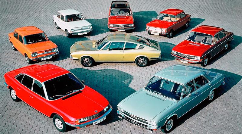 Aniversario 50 de 'Vorsprung durch technik' de Audi