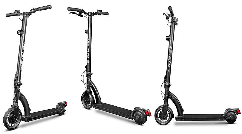 El BMW E-scooter, la última tendencia de la movilidad eléctrica