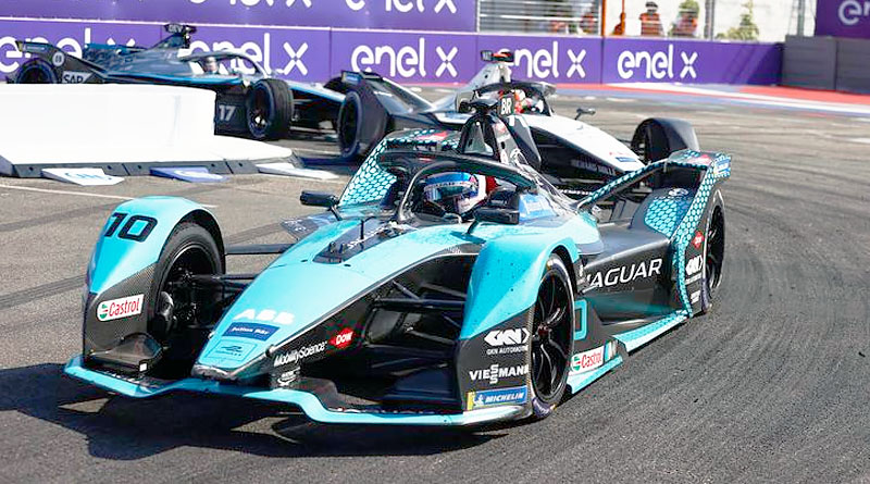 Sam Bird volvió a ganar con Jaguar en el E-Prix de Nueva York