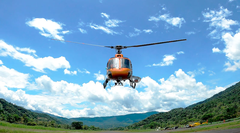 Datos curiosos que quizá no conoces sobre los helicópteros
