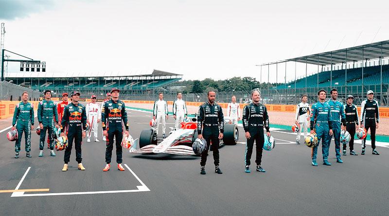 Cosas que debes saber sobre el nuevo auto de Fórmula 1 para 2022