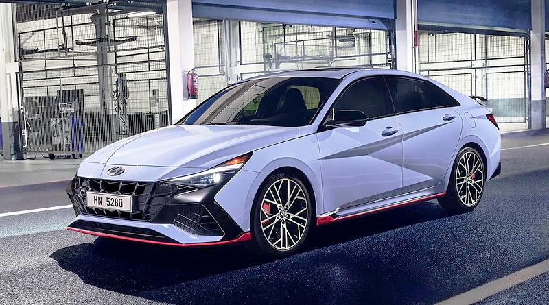 Hyundai Motors Company presenta el nuevo Elantra N