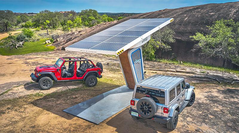 Jeep® está celebrando sus 80 años de 'construir el futuro'