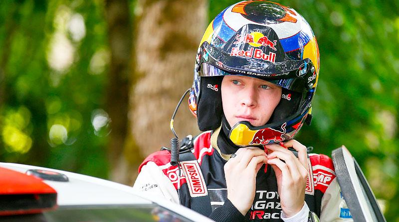 El finlandés Kalle Rovanperä es el rey de los récords en el WRC
