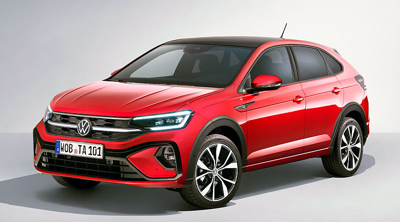 Volkswagen presentó el nuevo SUV coupé Taigo